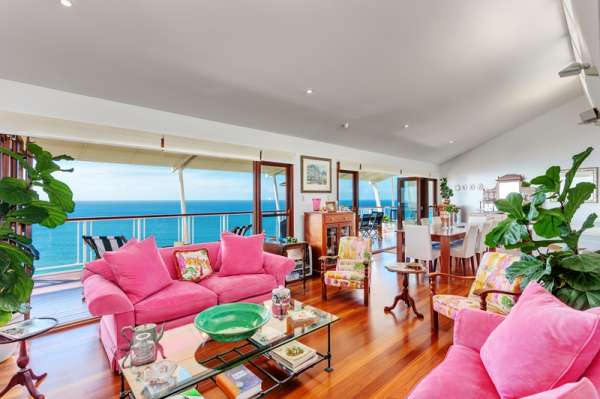 SOLD! Exquisite North facing beauty with 180 degree Ocean Views